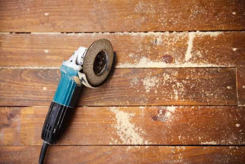 Få dit gulv til at stråle med en gulvafslibning