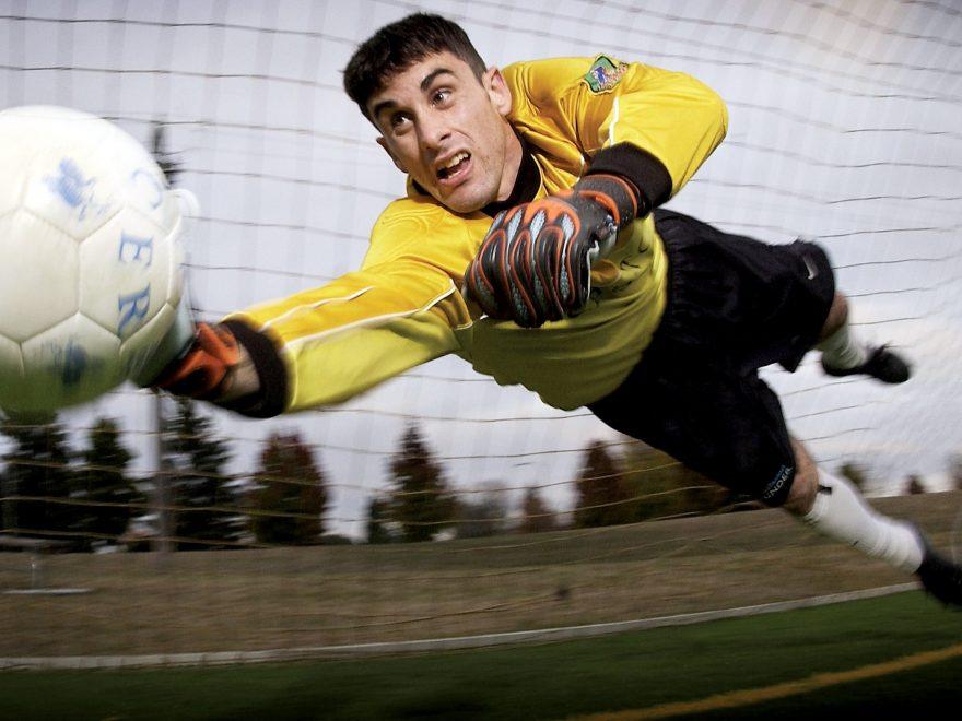 Fodbold træningslejr - når der skal fuldt fokus på træningen