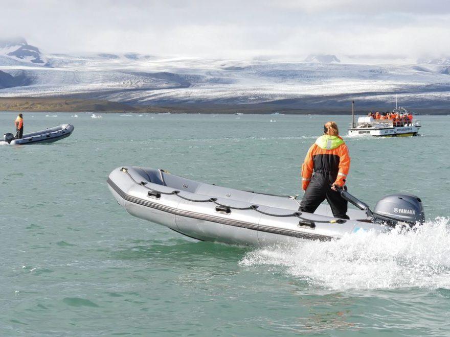 Tab ikke din bådmotor i vandet!